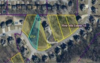 Lot 24 River Hills, Missouri 64152, ,For Sale,River Hills,2145807