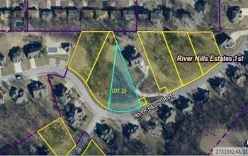 Lot 25 River Hills, Missouri 64152, ,For Sale,River Hills,2145808