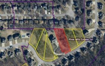 Lot 27 River Hills, Missouri 64152, ,For Sale,River Hills,2145809