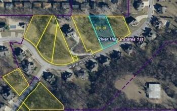 Lot 28 River Hills, Missouri 64152, ,For Sale,River Hills,2145810
