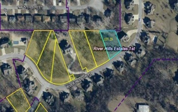 Lot 29 River Hills, Missouri 64152, ,For Sale,River Hills,2145811