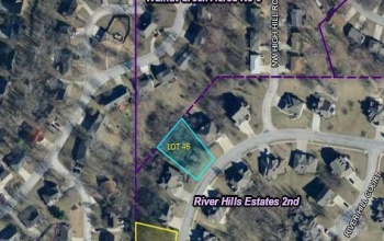 Lot 46 River Hills, Missouri 64152, ,For Sale,River Hills,2145812