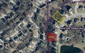 Lot 49 River Hills, Missouri 64152, ,For Sale,River Hills,2145815