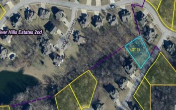 Lot 65 River Hills, Missouri 64152, ,For Sale,River Hills,2145818