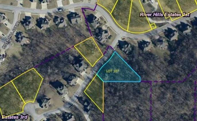 L 107 River Hills, Missouri 64152, ,For Sale,River Hills,2145823