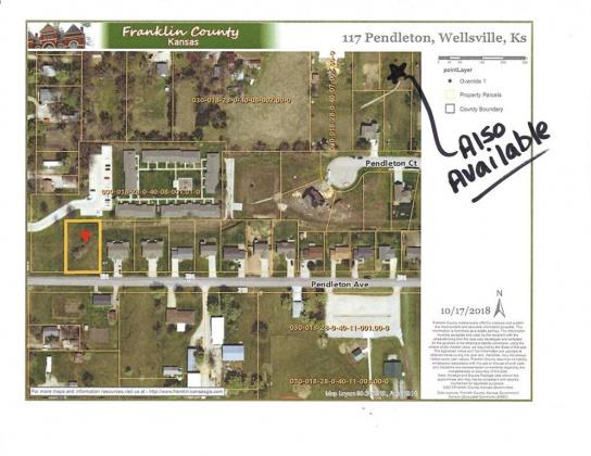 117 Pendleton, Kansas 66092, ,For Sale,Pendleton,1930132