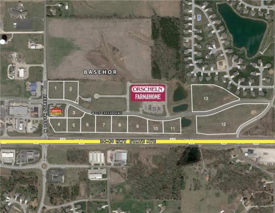 Lot 10 Wolf Creek, Kansas 66007, ,For Sale,Wolf Creek,2195643